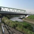 つるみ川 地下鉄グリーンライン