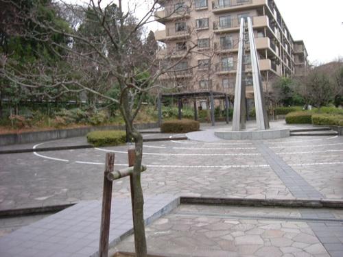 モアクレ カリヨン広場