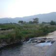 すすき川の朝