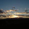 2006秋 夕陽