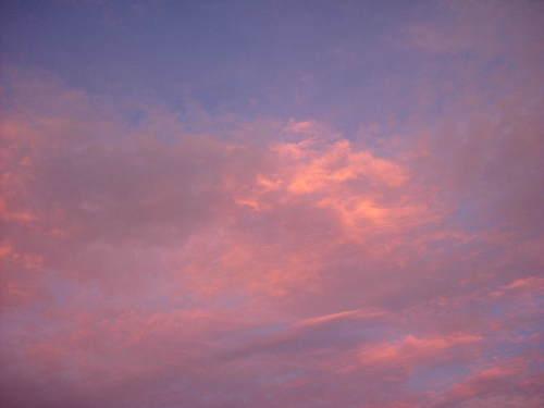 2006秋 夕焼け